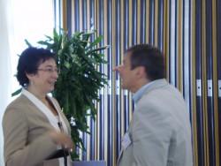Dr Natalia Caycedo, M. Claude Daguerre 1er cours 3ème cycle Andorre mai 2014