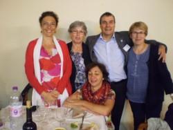 La promotion de l'ESC 31 cycle existentiel Andorre mai 2014