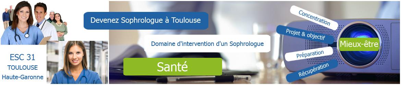 Domaines d'intervention d'un Sophrologue : Professionnels de Santé - www.esc31.fr